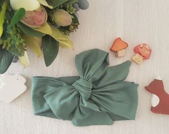 Baby Bow Headwrap