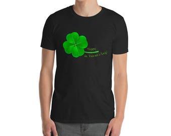 Shamrock Happy St. Patrick's Day T-Shirt