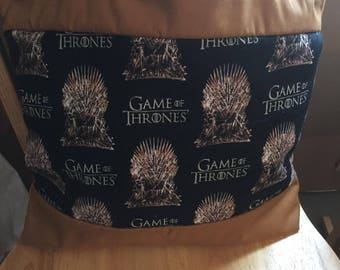 Iron Throne Tote Bag