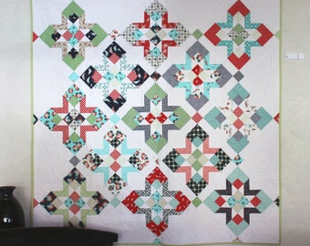 By The Seashore - Modern Quilt