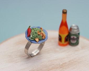 Guacamole Ring
