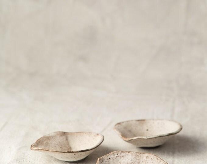 Paul Lowe Ceramics Set of 3 Bowls