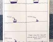 The Ship'd Sailed - Stories about friendships and loss