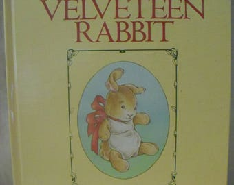 1983 The Velveteen Rabbit Classic Tale by Margery Williams