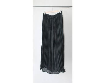 1990s Micropleated Skirt