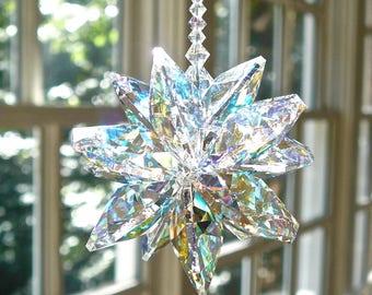 Swarovski Crystal Suncatchers By Heartstringsbymorgan On Etsy