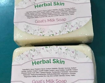 Hand-crafted Goats Milk Bar Soap