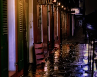 Pat O'Brien's - Fine Art Print - New Orleans - Travel Photography