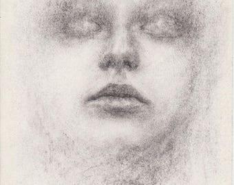 Original sketch by Françoise Stéfanski - Sidéré #12