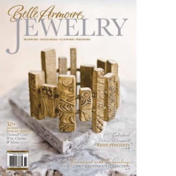 New belle armoire jewelry magazine autumn summer for Belle armoire jewelry magazine subscription
