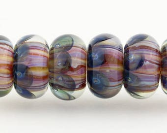 OFF The SHOULDER Artisan boro beads by JRG