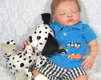 Reborn Baby Boy Avery by denise pratt
