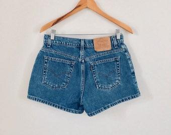 Vintage Levi's jean shorts, vintage 1980's Levi's jean shorts, vintage Levi's jeans