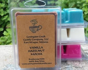 Vanilla Hazelnut Mocha Breakaway Melt