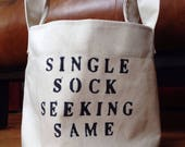 Single socks solution laundry organization lost sock lone sock hamper bag bin
