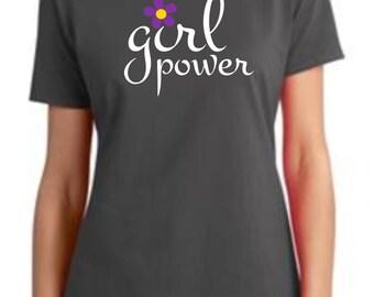 Girl Power T-Shirt, Girl Power Shirt, Girl Power