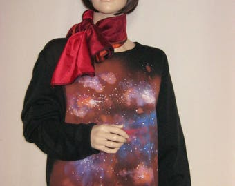XL Galaxy Sweatshirt