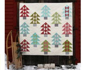 "QUILTING FUN (Quilt Pattern) - ""Baker's Dozen"" - Design by Amy Friend"