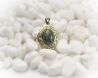 Locket Pendant Gemstone Locket For Women Locket Necklace Locket Picture Locket Photo Locket Picture Neckace Locket Pendant Neckace - 17125