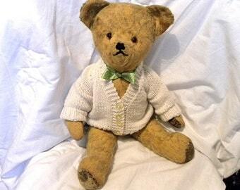 Antique Bear - 19 inch Mohair Teddy