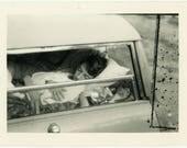 "Vintage Photo ""The Dreamland Beauty"" Snapshot Antique Black & White Photograph Found Paper Ephemera Vernacular Interior Design Mood - 45"