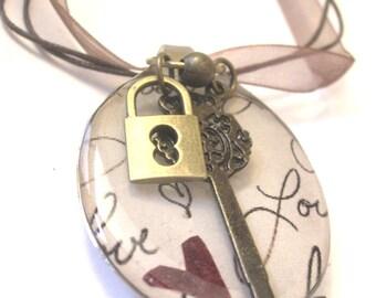Love Spoon Pendant