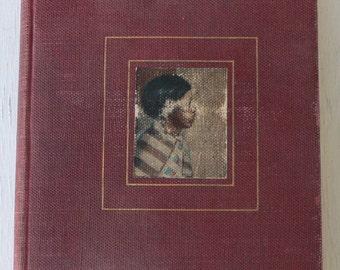 antique book, Indian Boyhood, 1903, free shipping, illustrated, from Diz Has Neat Stuff