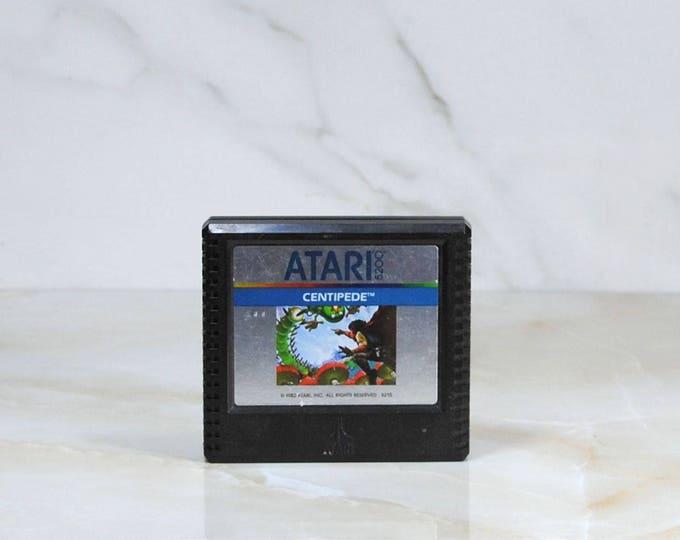 Vintage Atari 5200 Centipede, 1982, Video Game