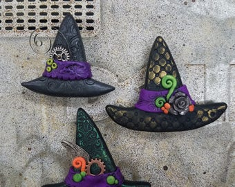 Witch Hat magnets
