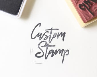 Custom stamp, custom stamp logo, logo stamp, personalized stamp, business stamp, custom design stamp, rubber stamp, small business stamp