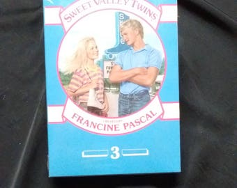 Vintage Sweet Valley Twins Boxed Set #3 from the 80's UNUSED still in plastic shrink wrap
