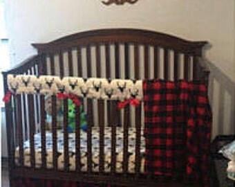 Hello Bear Buck Crib Sheet