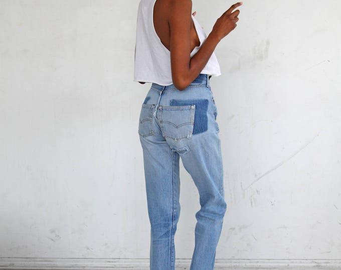 Custom LEVI'S 501 Jeans