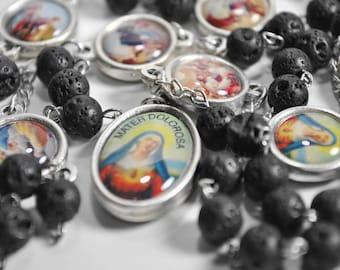 Mater Dolorosa (Seven Sorrows of Mary) Rosary Servite Rosary