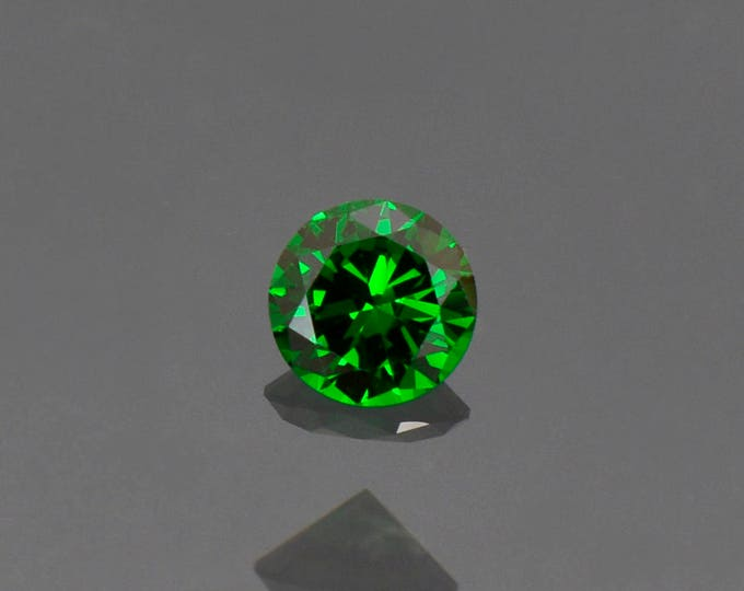 Fabulous Rich Green Tsavorite Garnet Gemstone from Kenya 0.47 cts.