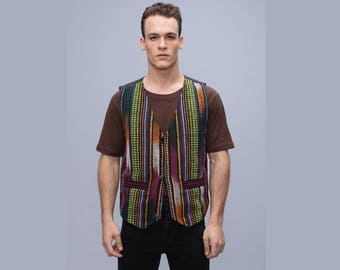 Men's Vest - Burning man- Festival Vest