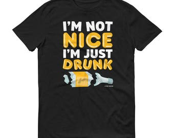 Just drunk shirt, just drunk, just drunk shirts, drunk shirt, party shirt, just drunk tshirt, drinking shirt, just drunk top, gifts for him