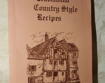 Olde English Traditional Country Style Recipes 1984