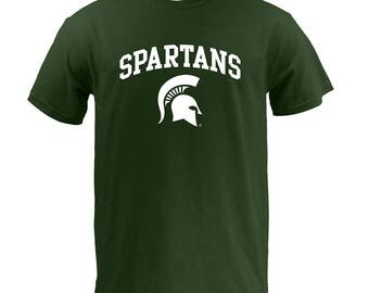 Michigan State Spartans Arch T-Shirt
