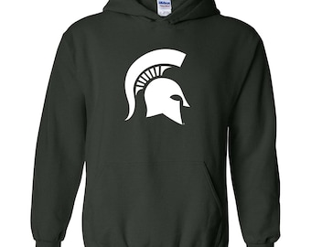 Michigan State Spartans Primary Logo Hoodie