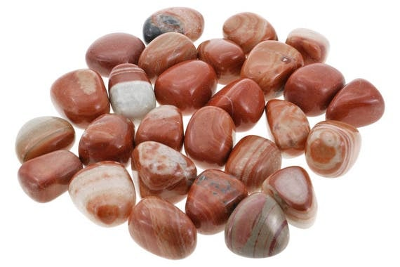 Red Malachite Stone : Bulk lb tumbled red malachite gemstones wholesale