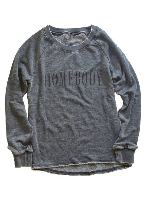 Homebody Sweatshirt Pullover