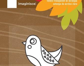 imaginisce Bird Stamp