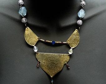 """necklace """"Esmeralda's Dance"""""""