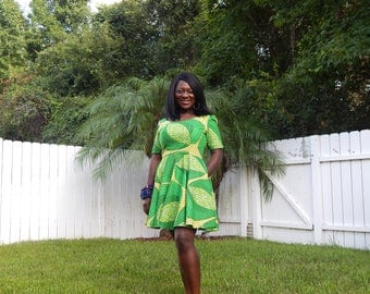 Plus Size African Clothing, Print Dress, African Clothing for Women, African, Plus Size Clothing, African plus size clothing