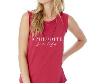 Aphrodite for Life t-shirt