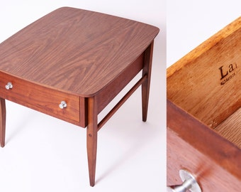 Mid Century Modern Lane AtltaVista Side Table - Night Stand - Plant Stand - End Table