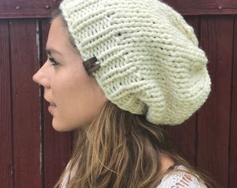 Super Slouchy Beanie - Choose Your Color