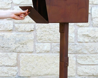 Curbside Service Mailbox (Free Shipping!)