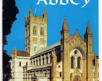 Buckfast Abbey Buckfastleigh Devon Vintage Guide Booklet